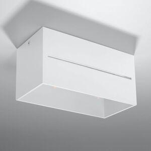 EULUNA Stropní světlo Top Maxi z hliníku, bílá