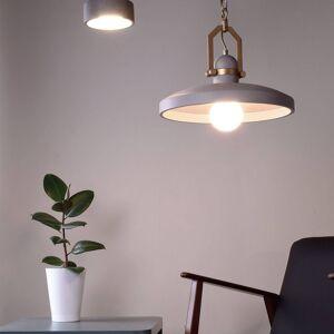 Deko-Light Závěsné světlo Cygni, beton, šedá