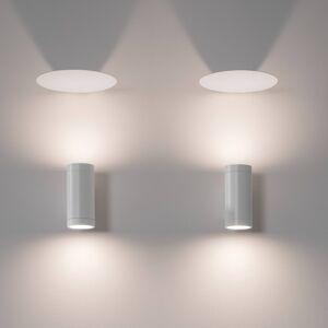Karman Karman deflektor k Movida LED nástěnné světlo bílá