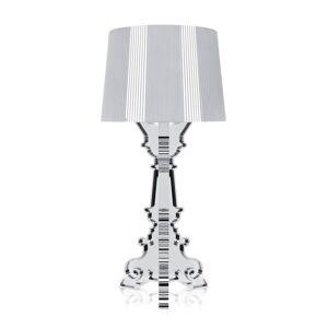Kartell Kartell Bourgie LED stolní lampa, stříbrná