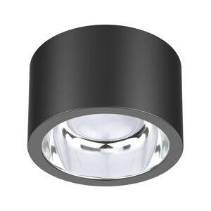 EVN LED stropní spot ALG54, Ø 12,9 cm antracit
