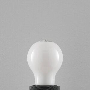 Arcchio LED žárovka E27 8W 2700K, stmívatelná opálová