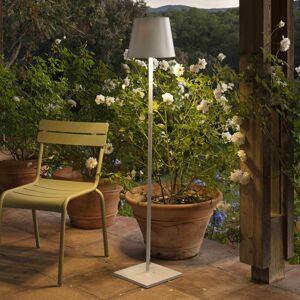 FARO BARCELONA LED terasové světlo Toc, mobilní