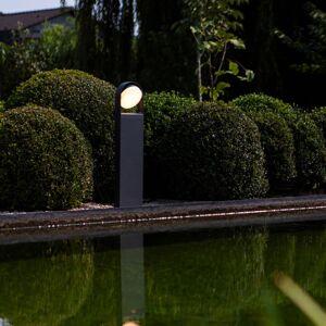 Eco-Light LED osvětlení cesty Fele antracit, otočné
