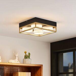 Lindby Lindby Bymera LED stropní světlo hranaté, 4 zdroje