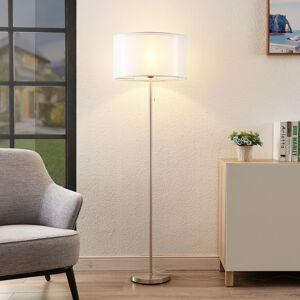 Lindby Lindby Taxima stojací lampa, bílá