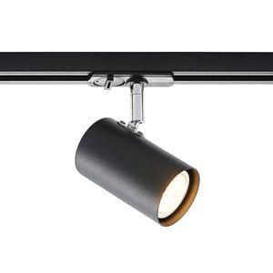 Lindby Lindby Ties LED bodové lištové světlo, černá