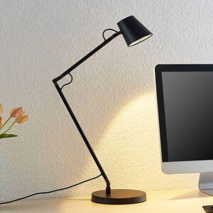 Lucande Lucande Tarris LED stolní lampa, černá
