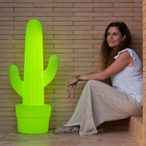 NEWGARDEN Newgarden Kaktus stojací lampa, zelená