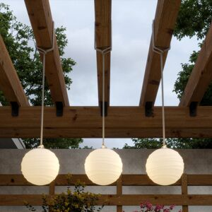 NEWGARDEN Newgarden Sora LED dekor světlo s baterií, béžová