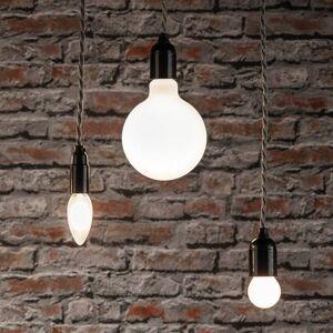 Paulmann Paulmann LED žárovka kapka E27 5W 2700K matná 2ks