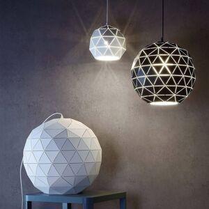 Deko-Light Závěsné světlo Asterope, Ø 25 cm kulaté, bílá
