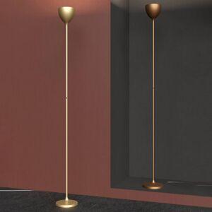 Rotaliana Rotaliana Drink LED stojací lampa, luxusní zlatá
