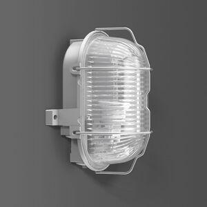 BEGA RZB hliník Standard Nástěnné světlo E27, ovál IP44